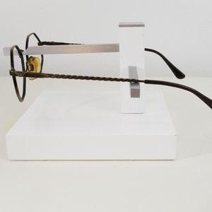 Emporio Armani Accessories - EMPORIO ARMANI Hexagon Eyeglass Frames RX